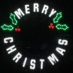 pre lit white led merry christmas sign outdoor staked lighted yard holiday decor