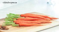 Carrots Roasted