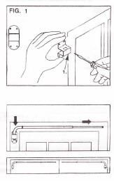 heavy duty swing arm curtain rod | home projects | pinterest