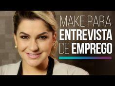 Maquiagem para entrevista de emprego por Alice Salazar - YouTube