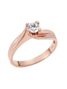 Προσφορά Φλόγα Μονόπετρο Ροζ Χρυσό 14Κ με Ζιργκόν Φλόγα Μονόπετρο Ροζ Χρυσό 14Κ με Ζιργκόν Αναφορά 022062 Ένα πανέμορφο δαχτυλίδι (μονόπετρο) που μπορείτε να χαρίσετε σε μια γυναίκα για αρραβώνα ή για γάμο το οποίο είναι κατασκευασμένο από Χρυσό 14Κ σε ροζ χρώμα.Η πέτρα που το διακοσμεί είναι ημιπολύτιμη (ζιργκόν) σε λευκό χρώμα. Engagement Rings, Jewelry, Fashion, Enagement Rings, Moda, Wedding Rings, Jewlery, Jewerly, Fashion Styles