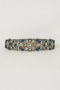 Beaded Jewels Belt