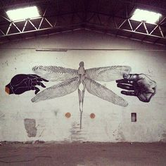 Street art by Basik