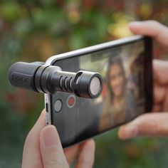 Rode VideoMic ME Compact iOS Shotgun Microphone - $63