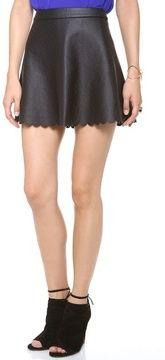 Club monaco Candace Skirt on shopstyle.com
