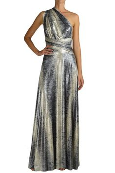 Von Vonni Print Maxi Transformer/ Infinity Dresses 2016 Prints *** See this awesome image  : Dresses