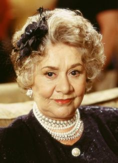 Joan Plowright (again ,so many beloved roles)