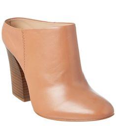 POUR LA VICTOIRE Pour La Victoire Eda Leather Mule'. #pourlavictoire #shoes #pumps & high heels