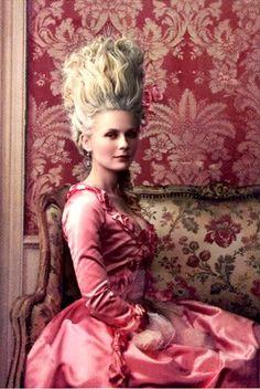 Marie Antoinette, by Sofia Coppola