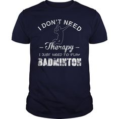 I Just Need To Play Badminton
