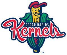 Cedar Rapids Kernels | 26 Of The Most Ridiculous Minor League Baseball Logos You'll Ever See