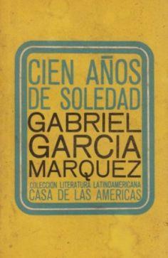 Gabriel Garcia Marquez-Cien Años de soledad