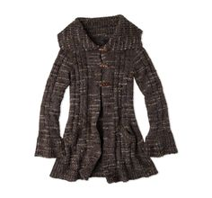 The familiar comfort of a sweater makes the Giselle Duster a winter winner. Length, warmth, and pockets make the Giselle a complete outer la...