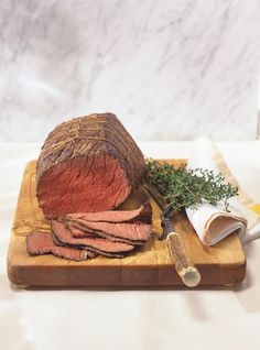 Ricardo's Recipe : Easy and Inexpensive Roast Beef
