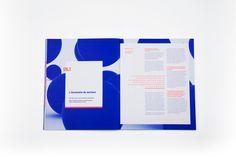 PRIX Stratégie - Rapport d'activité pour Prodiss par l'agence de design Be Dandy