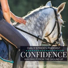 The Evolution of Your Aids in the Saddle - Strides for Success | Daily Strides Podcast