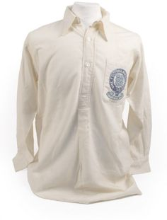 Micky Fenton Tour of South Africa 1939 shirt