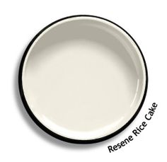 Resene Rice Cake is a sharp clean yellow white, tasty with strong colours. View this and of other colours in Resene's online colour Swatch library House Paint Exterior, Exterior House Colors, Bungalow Exterior, Interior Paint Colors, Paint Colours, Resene Colours, Colorful Cakes, Beige Bathroom, Home Organization