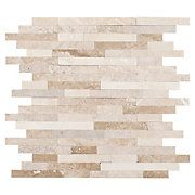 Acapulco Stick Travertine Mosaic