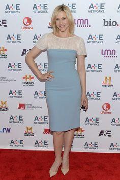 Vera Farmiga at the A+E Networks 2013 Upfront in New York City on May 8, 2013