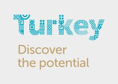 Turkey has new start up for the country development with new video. Discover the potantial of Turkey. Turkey is great country for investment. City Branding, Destination Branding, Corporate Identity, Identity Design, Logo Branding, Luxury Branding, Logo Inspiration, Turismo Logo, City Logo