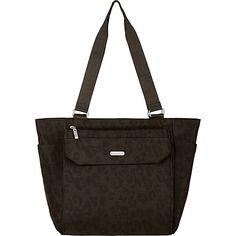 #FabricHandbags, #Handbags - baggallini Village Tote Cheetah ES - baggallini Fabric Handbags