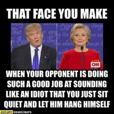 Funniest Presidential Debate Memes: When Your Opponent Sounds Like An Idiot
