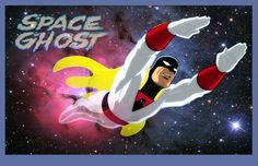 SPACE GHOST: RESCUE FLIGHT by Jerome-K-Moore on DeviantArt