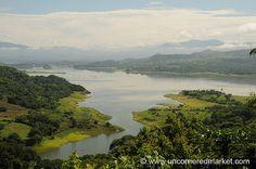 Lake Suchitlan - Suchitoto, El Salvador