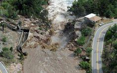 Portrait of a historic deluge in Colorado