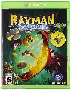 awesome Rayman Legends Xbox One Brand New Sealed - For Sale View more at http://shipperscentral.com/wp/product/rayman-legends-xbox-one-brand-new-sealed-for-sale-3/
