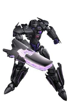 Transformers generations IDW Megatron