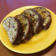 Püspökkenyér csokipasztillával Recept képpel - Mindmegette.hu - Receptek Bologna, Meatloaf, French Toast, Breakfast, Cake, Sweet, Food, Lasagna, Morning Coffee