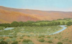 Jeannie Sellmer - Landscapes Artwork: Chama River Midsummer