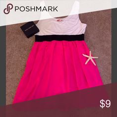 Babydoll Pink & Black Sz M Bundle offer and save and remember no offer shouldn't at least be asked 😬 Forever 21 Dresses