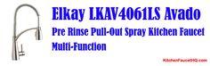 Save:$388.00 (52%)NOW!-Elkay LKAV4061LS Avado Pre-Rinse Kitchen Faucet Kitchen Faucet Reviews, Best Kitchen Faucets, Cool Kitchens, Reading, Reading Books