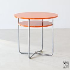 Bauhaus Stahlrohr Table from the 30's - 1100 €