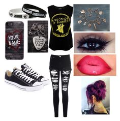 """""""5SOS Concert"""" by brizymc on Polyvore"""