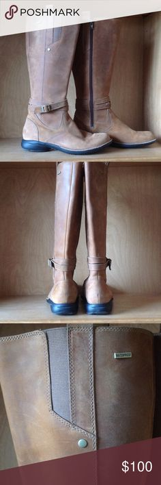 Merrel- Tall leather boots