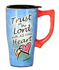 Spoontiques Trust in The Lord Travel Mug, Blue Spoontiques,http://www.amazon.com/dp/B00A71HT2E/ref=cm_sw_r_pi_dp_BwJftb0BJZ93Z1HD #bygracethroughfaith