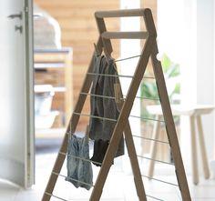 Skagerak's Dryp Clothes Drying Rack - Oak oduct: Skagerak's Dryp Clothes Drying Rack – Oak Retailer: Amara Living Designer: Rikke Frost brand: Skagerak