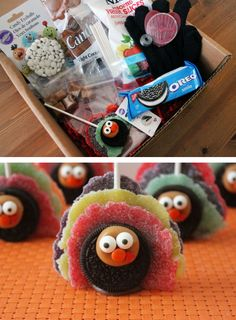 Oreo Turkey Pop Kits for $14.99 - get them in time for Thanksgiving!