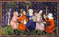 Illuminating Women in the Medieval World, 20 Sep 2017 at the J. Paul Getty Museum, reveals the vibrant and complex medieval representations of women Medieval World, Medieval Art, Medieval Peasant, Medieval Recipes, Ancient Recipes, Hermann Hesse, Late Middle Ages, Getty Museum, Medieval Clothing