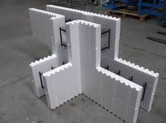 3 Types Of Insulated Concrete Forms Icf Flat Wall