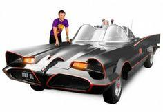Batmobile Replica $190,836