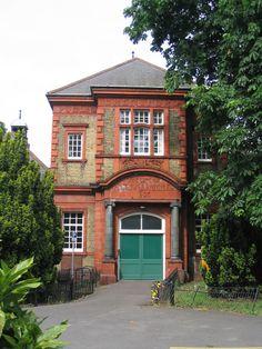 Carnegie Library, Brentford, London, England, UK