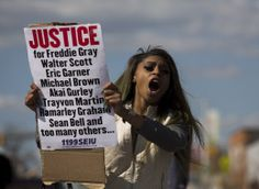 We Remember Freddie: Thousands Attend Funeral For Freddie Gray