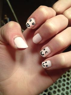 Nail art kawaii/cute