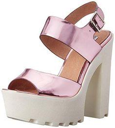 Steve Madden x Iggy Azalea Women's Get It Platform Sandal