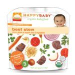 Happy Family Brands Organic Baby Food Beef Stew Stage 3 (7+ mos.) 4 oz. $8.23